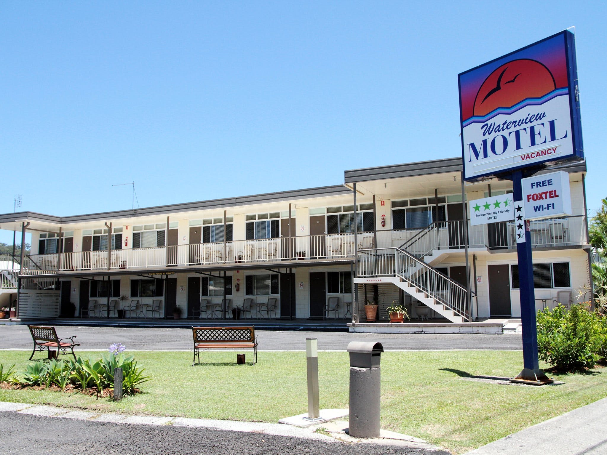 Waterview Motel - Accommodation Coffs Harbour