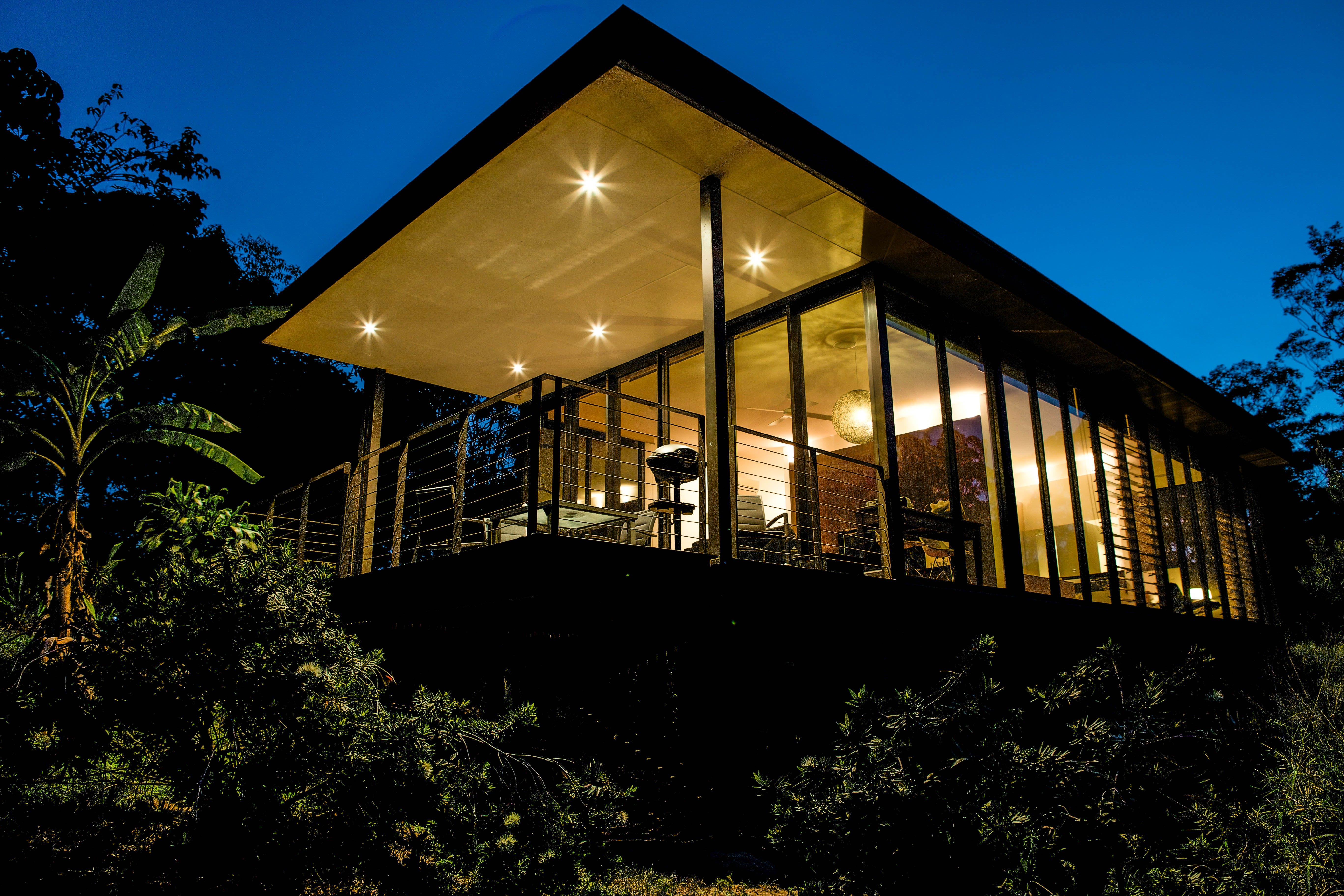Glass On Glasshouse - Accommodation Coffs Harbour