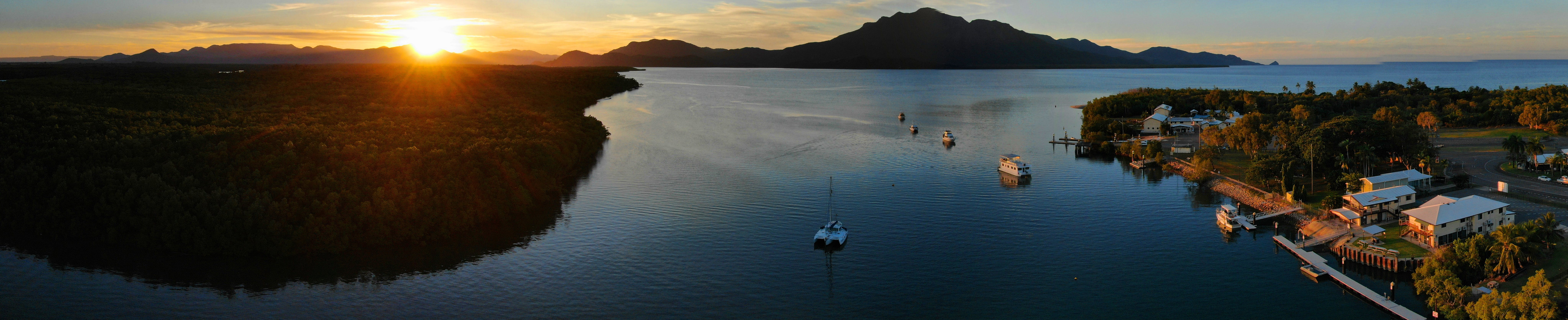 Hinchinbrook Marine Cove Resort - Accommodation Coffs Harbour