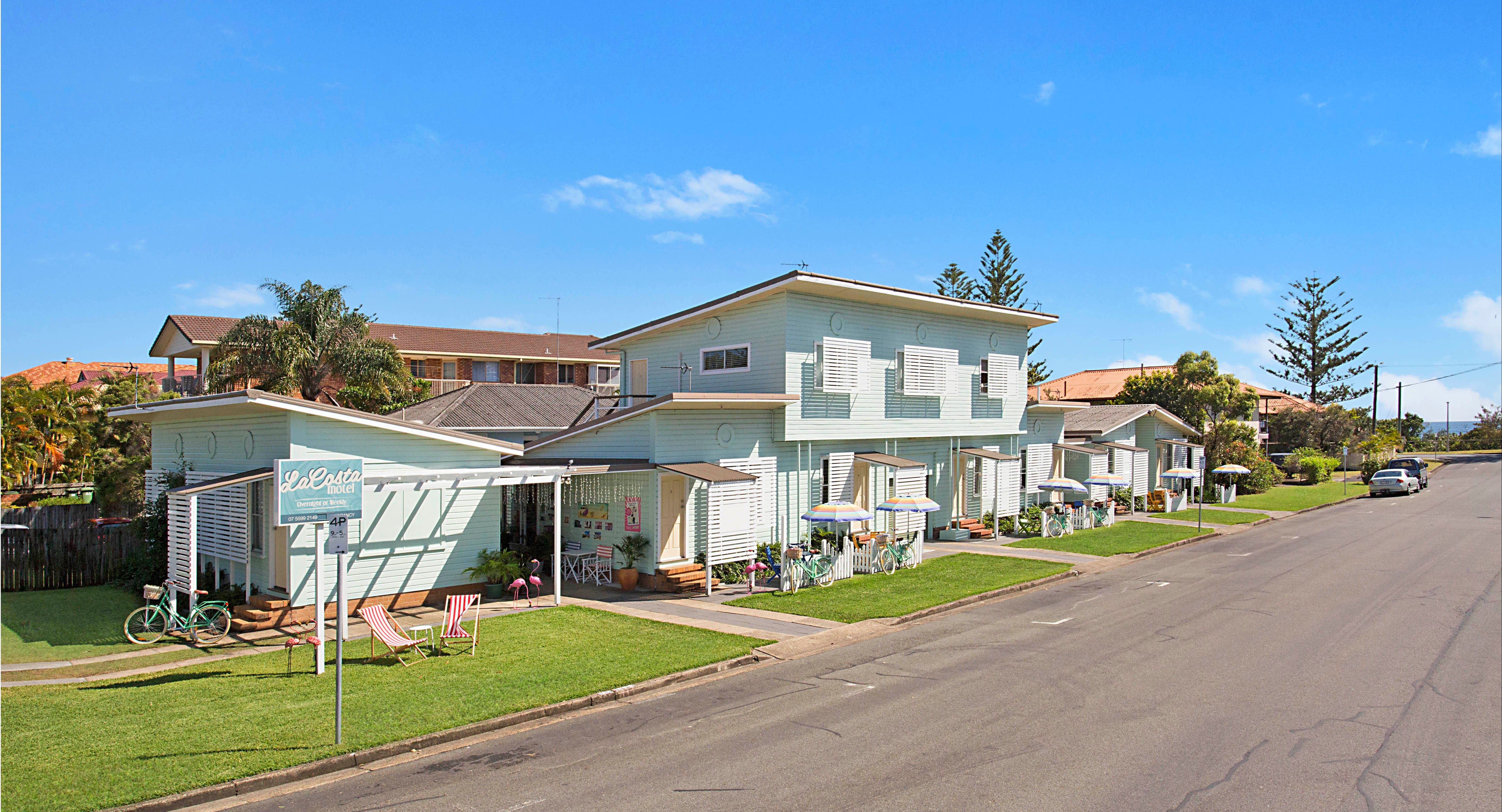 La Costa Motel - Accommodation Coffs Harbour