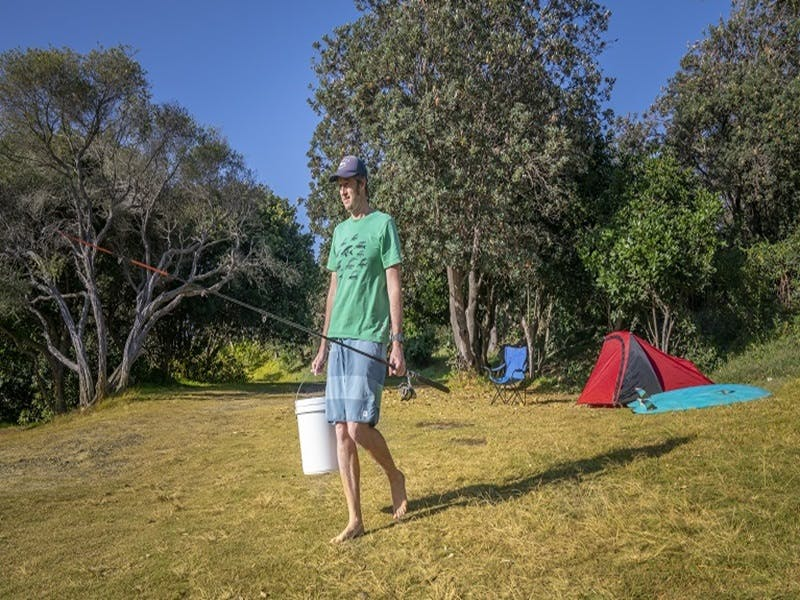 Racecourse campground - Accommodation Coffs Harbour