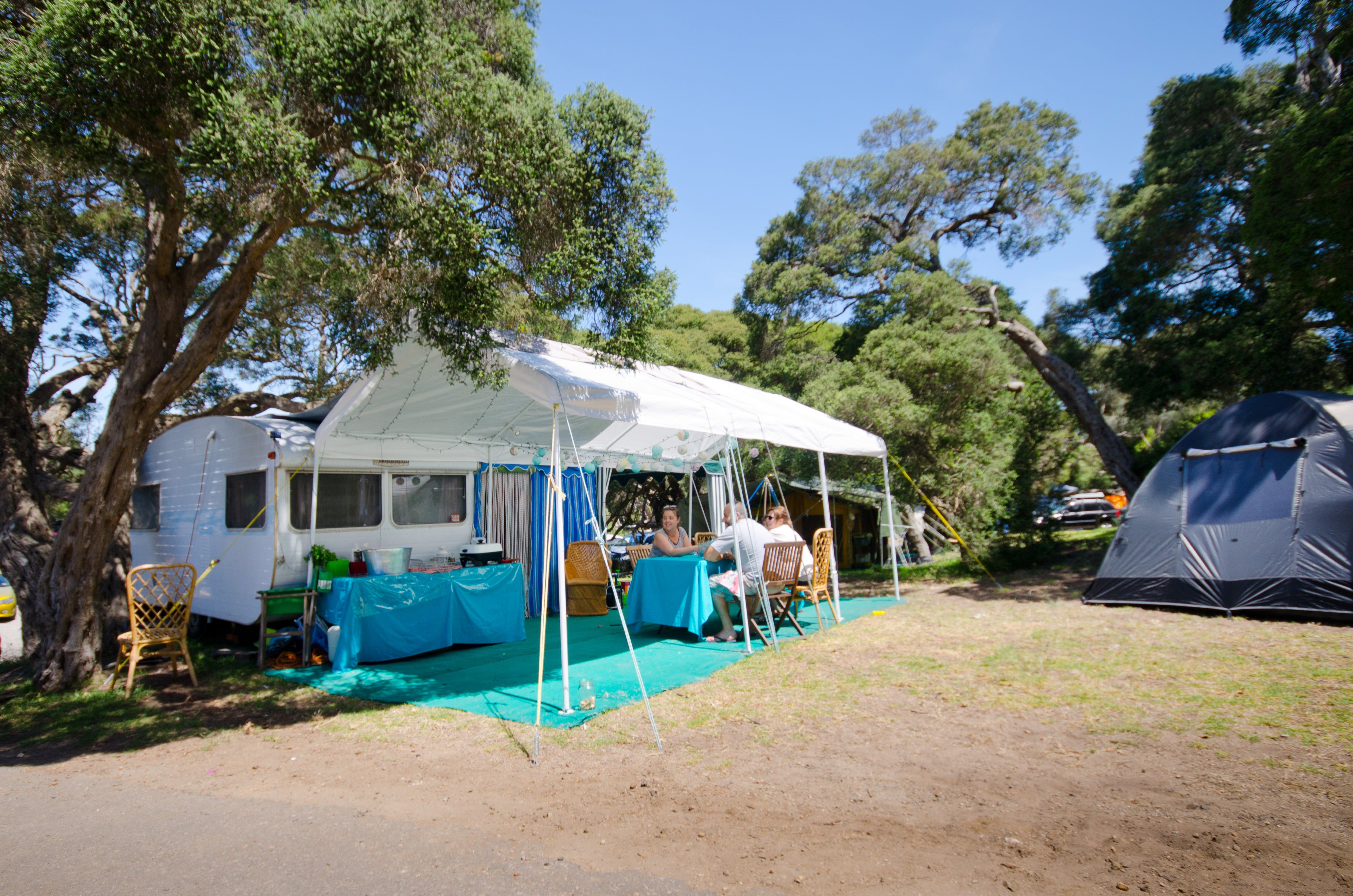 Sorrento Foreshore Camping - Accommodation Coffs Harbour