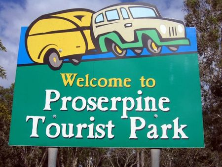 Proserpine Tourist Park - Accommodation Coffs Harbour