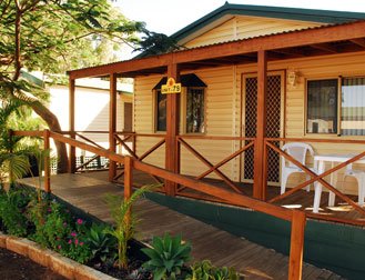 Wintersun Caravan  Tourist Park - Accommodation Coffs Harbour