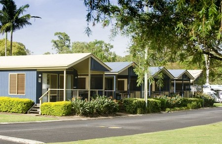 Ferry Reserve Holiday Park - Accommodation Coffs Harbour
