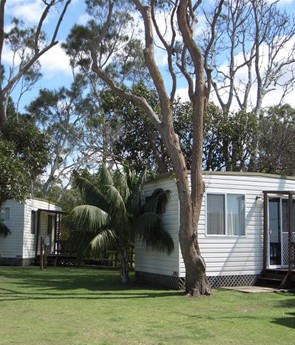 Arrawarra Beach Holiday Park - Accommodation Coffs Harbour