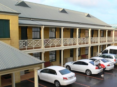 Ballina Heritage Inn - Accommodation Coffs Harbour