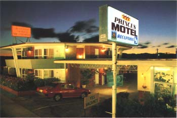 Princes Motel - Accommodation Coffs Harbour