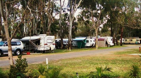 Buronga Riverside Tourist Park - Accommodation Coffs Harbour