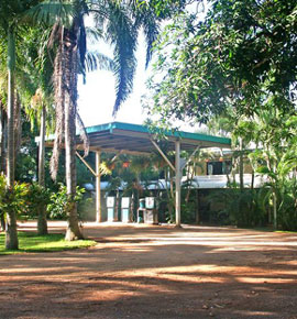 Endeavour Falls Tourist Park - Accommodation Coffs Harbour