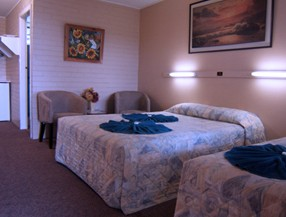 Whitsunday Palms Motel - Accommodation Coffs Harbour