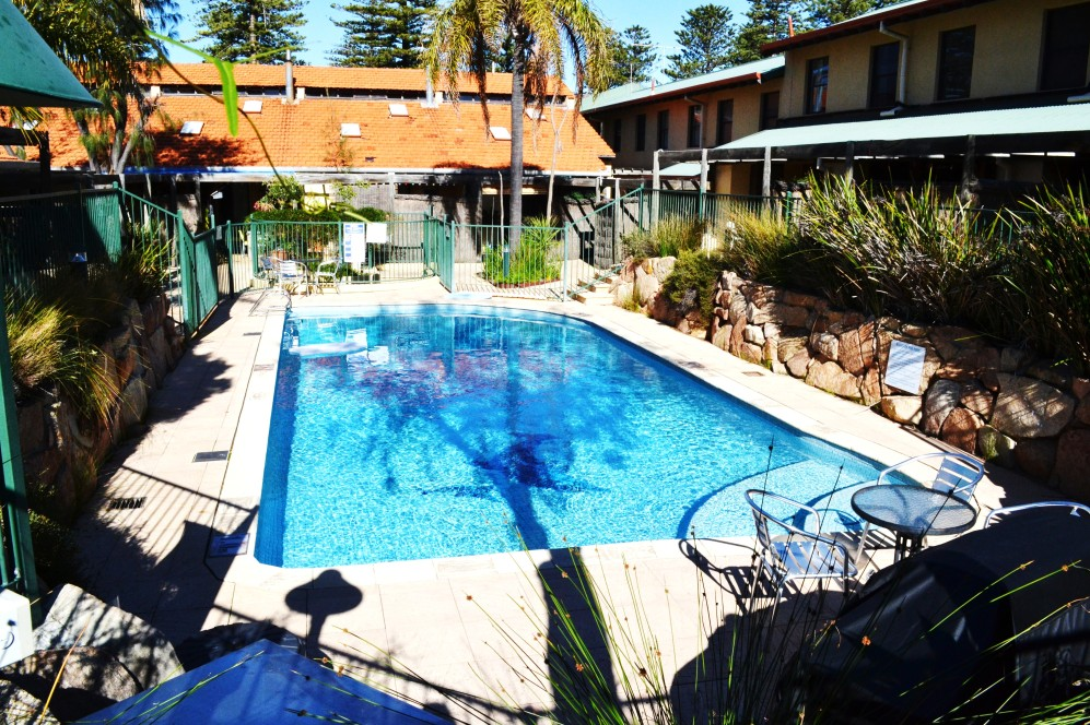Cottesloe Beach Chalets - Accommodation Coffs Harbour