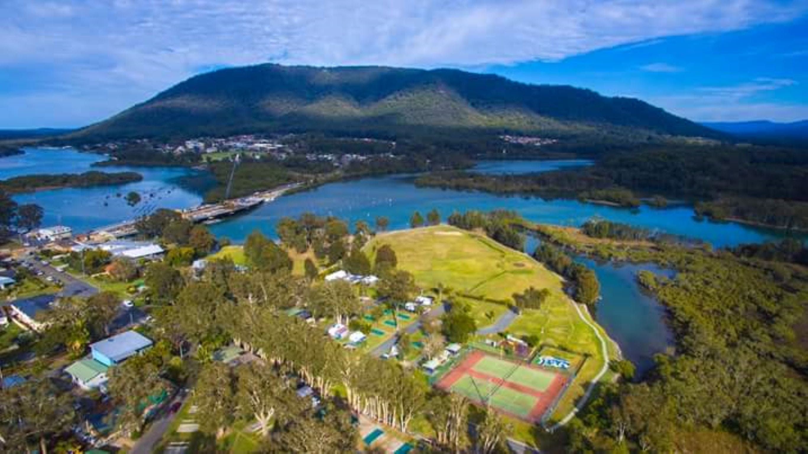 Brigadoon Holiday Park - Accommodation Coffs Harbour