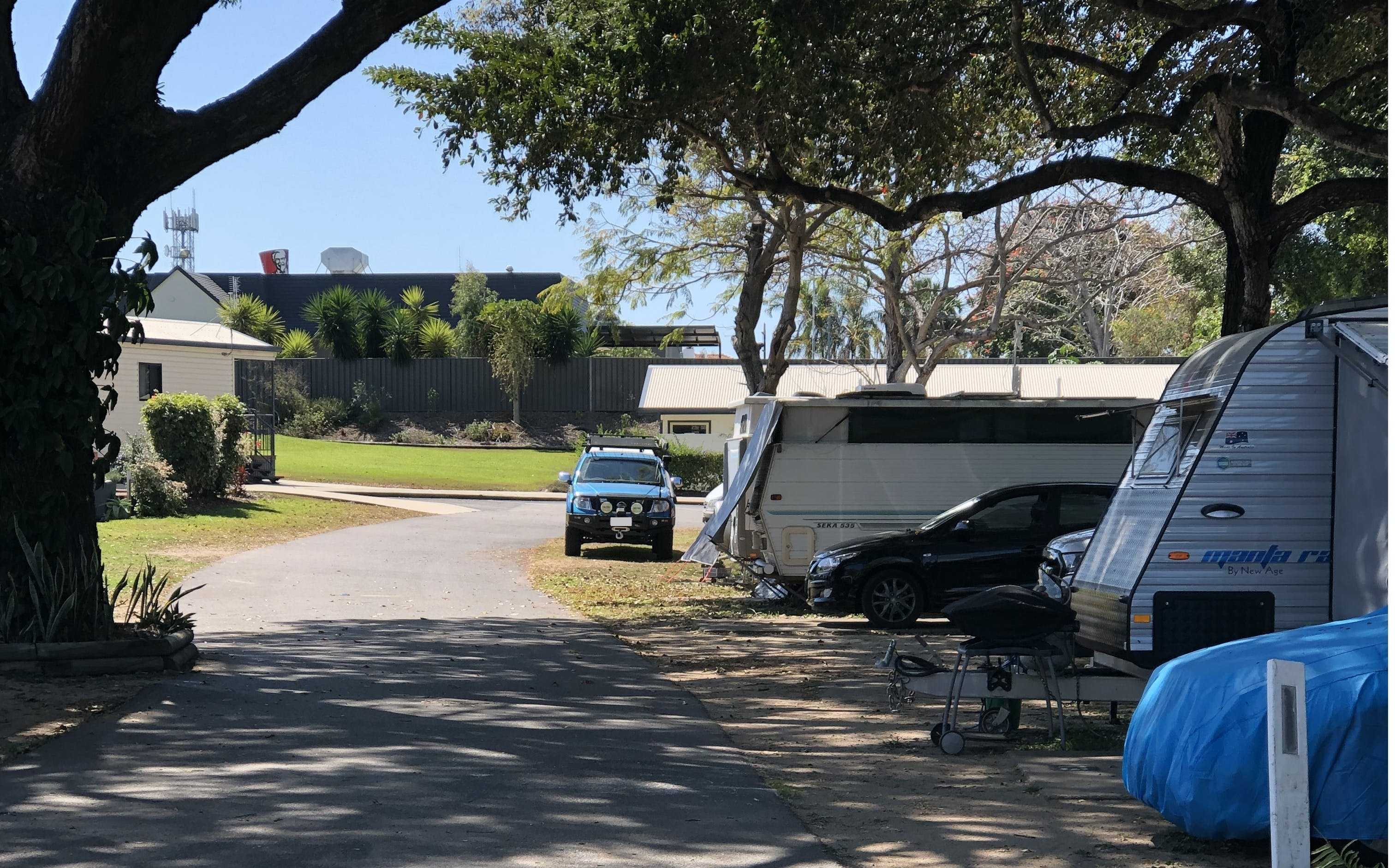 Burdekin Cascades Caravan Park - Accommodation Coffs Harbour