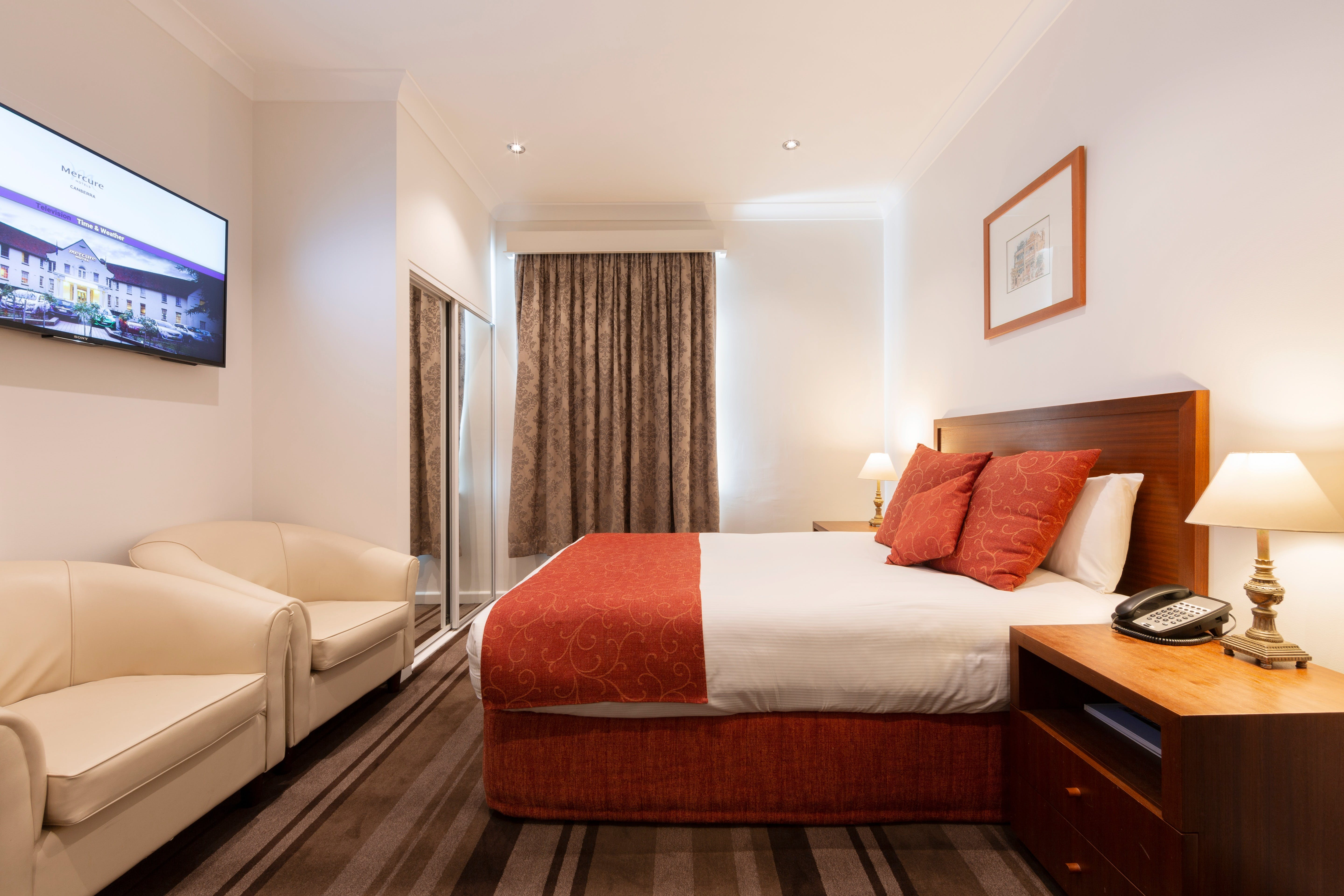 Mercure Canberra - Accommodation Coffs Harbour