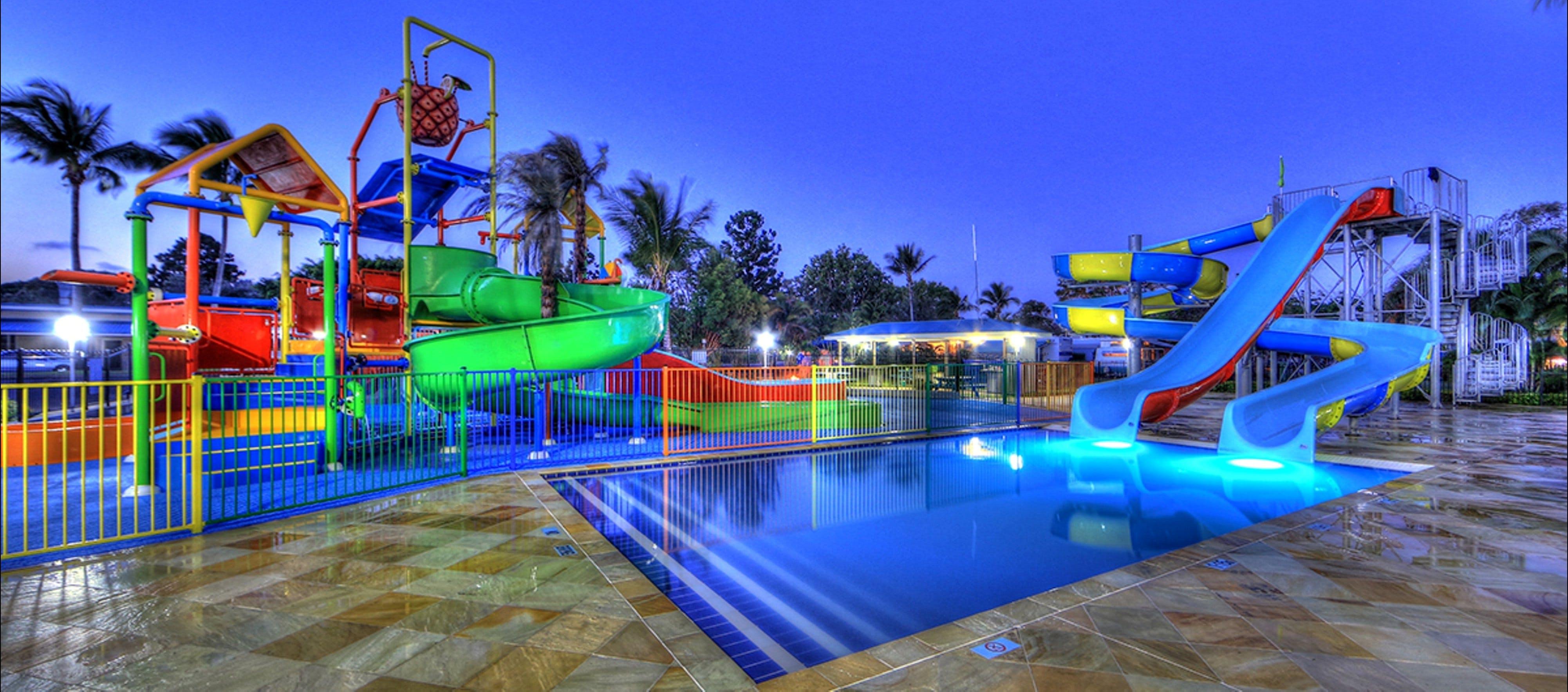 Discovery Parks - Coolwaters Yeppoon - Accommodation Coffs Harbour