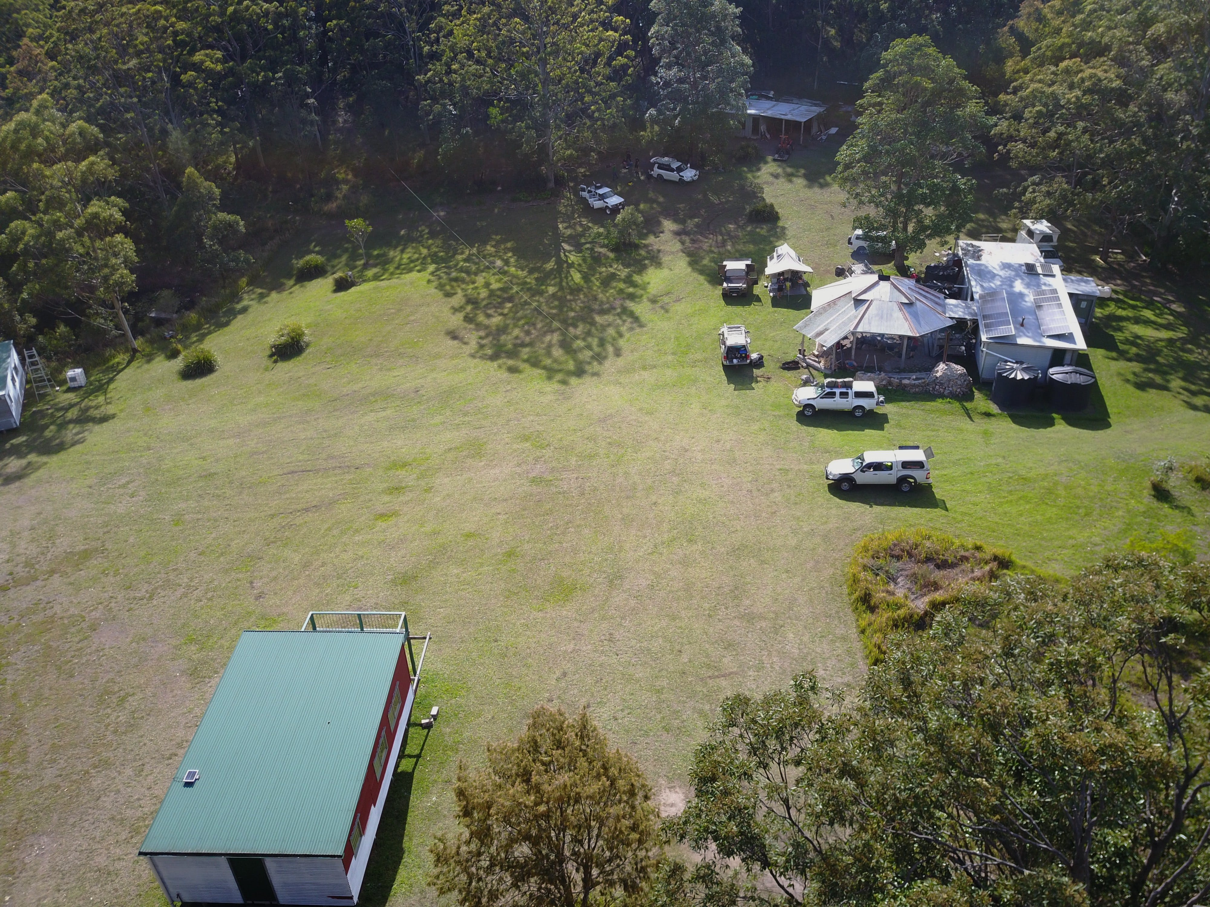 Mt Barney Wilderness Camping - Accommodation Coffs Harbour