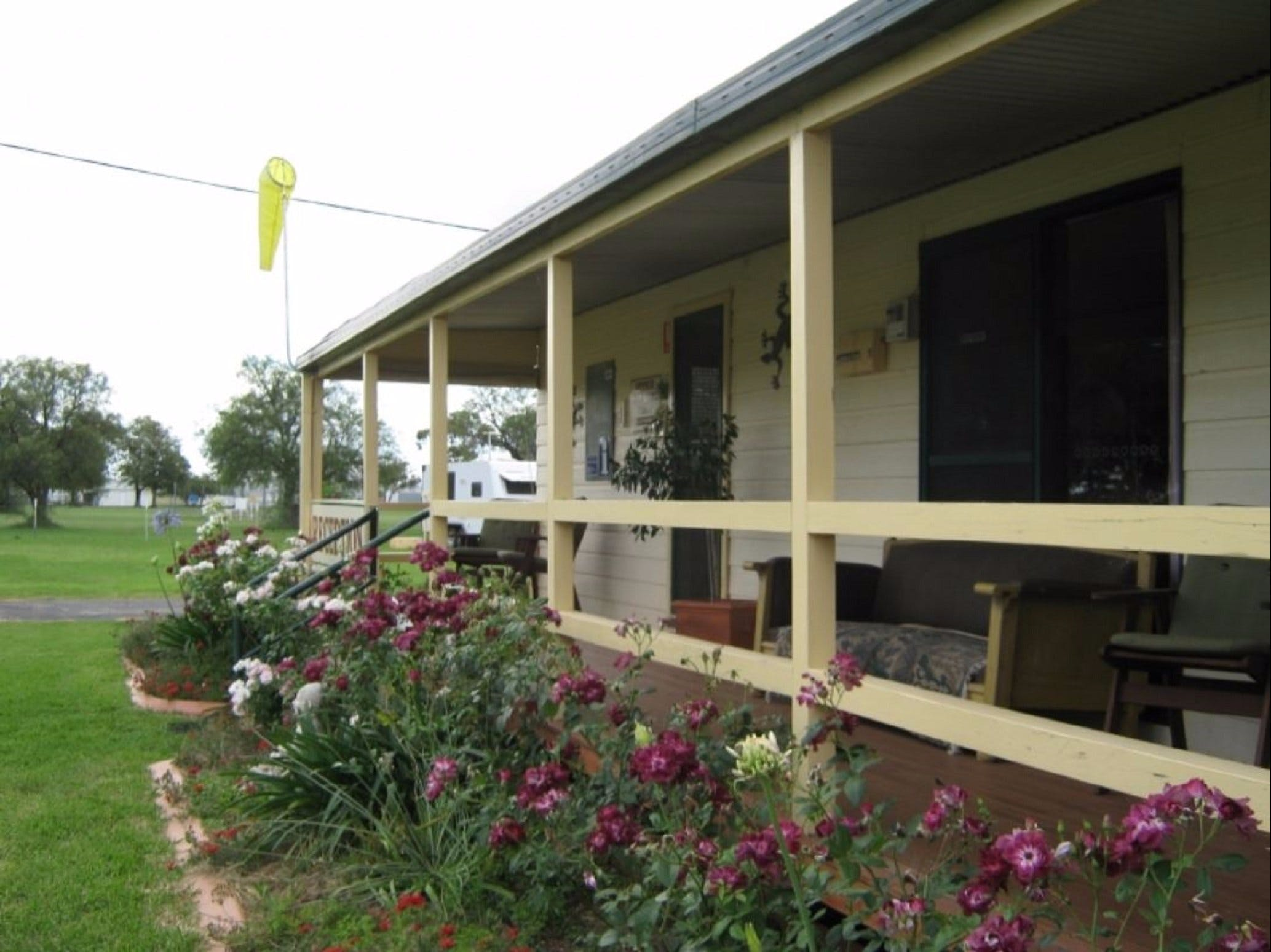 Narromine Aerodrome Tourist Park and Motel - Accommodation Coffs Harbour
