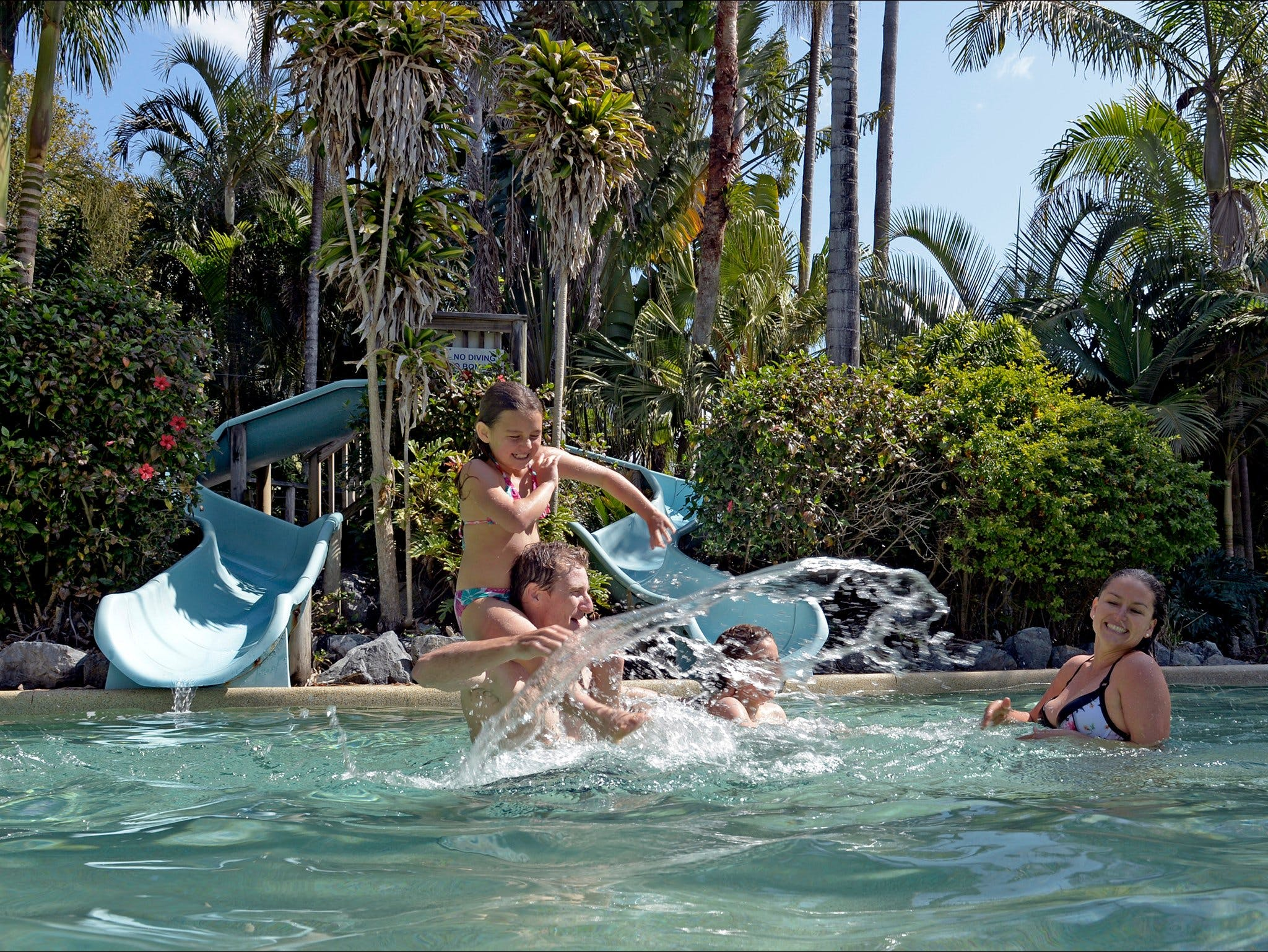 NRMA Darlington Beach Holiday Resort - Accommodation Coffs Harbour