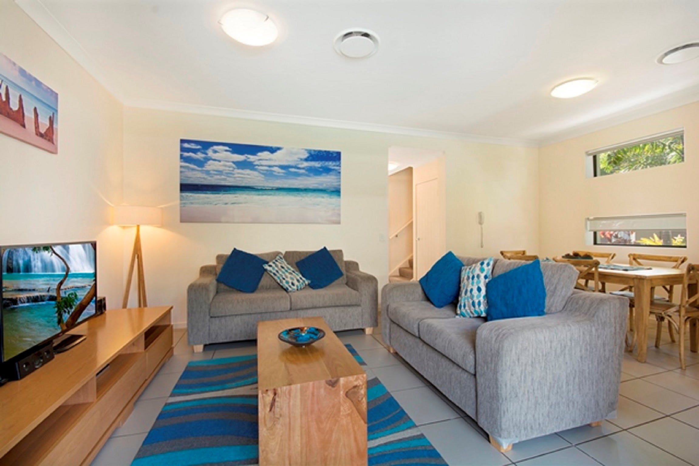 Sand Dunes Resort - Accommodation Coffs Harbour