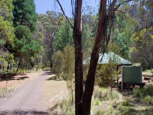 The Barracks campground - Accommodation Coffs Harbour