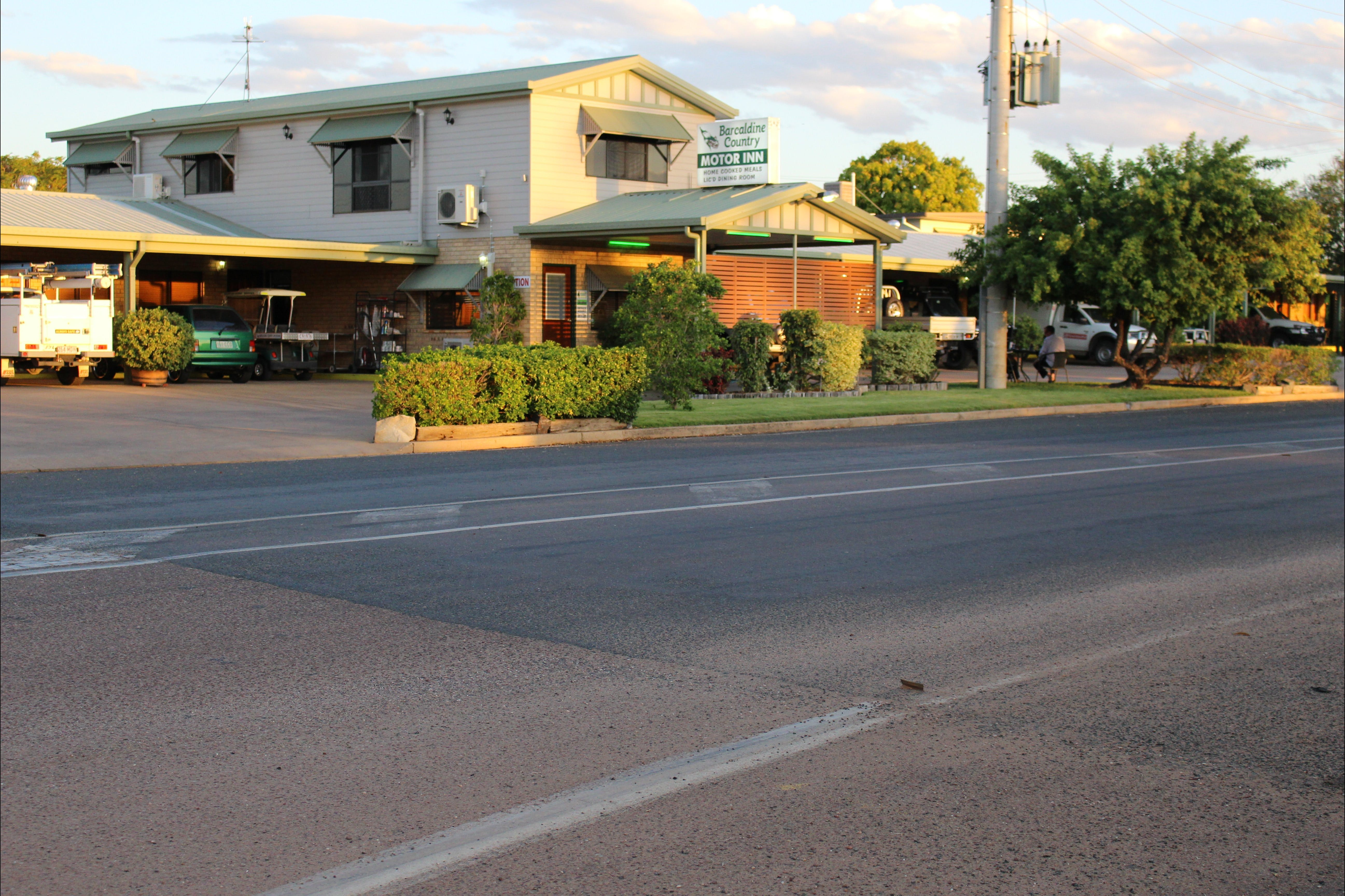 Barcaldine Country Motor Inn - Accommodation Coffs Harbour