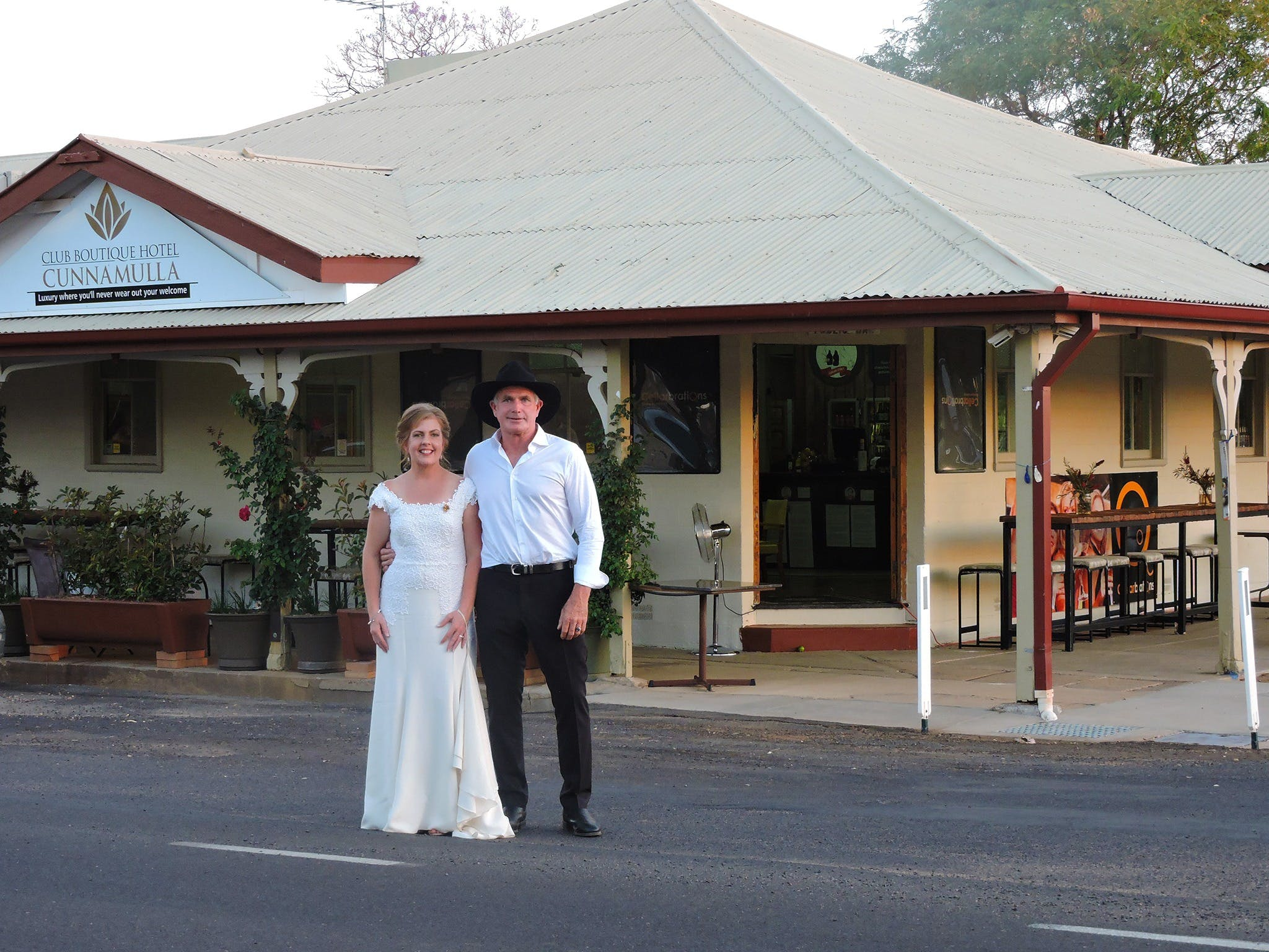 Club Boutique Hotel Cunnamulla - Accommodation Coffs Harbour