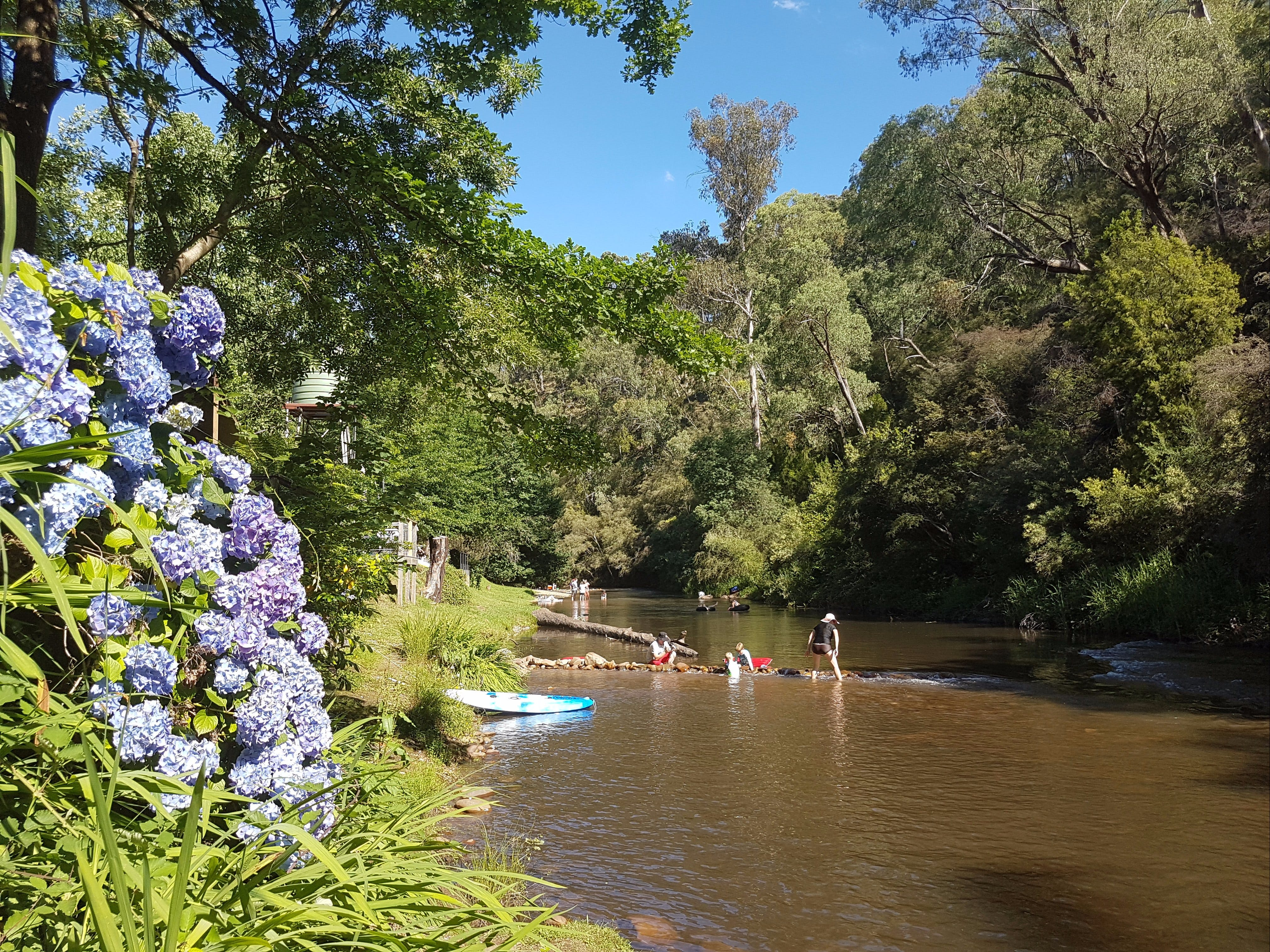Jamieson Caravan Park - Accommodation Coffs Harbour