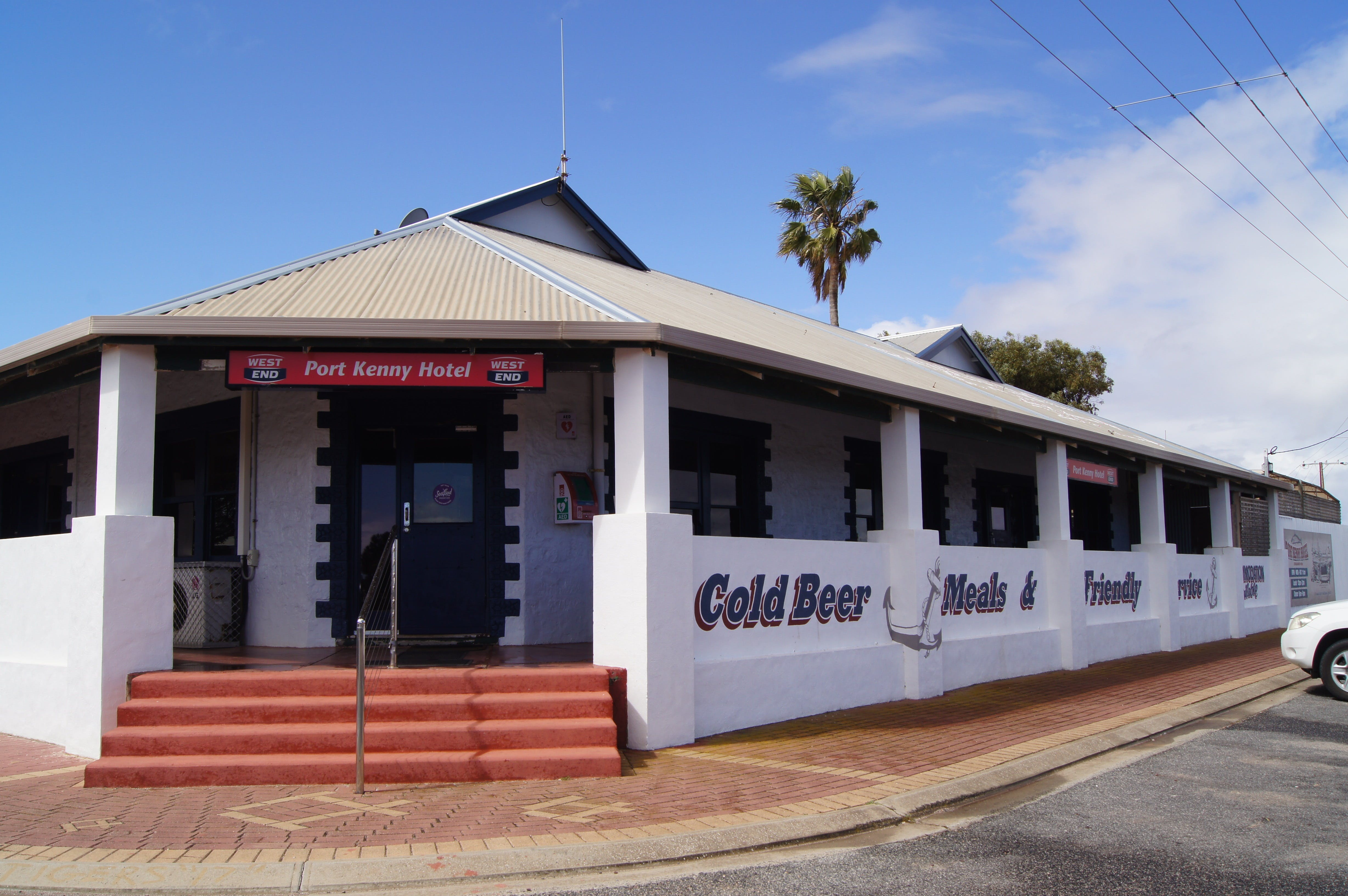 Port Kenny Hotel - Accommodation Coffs Harbour