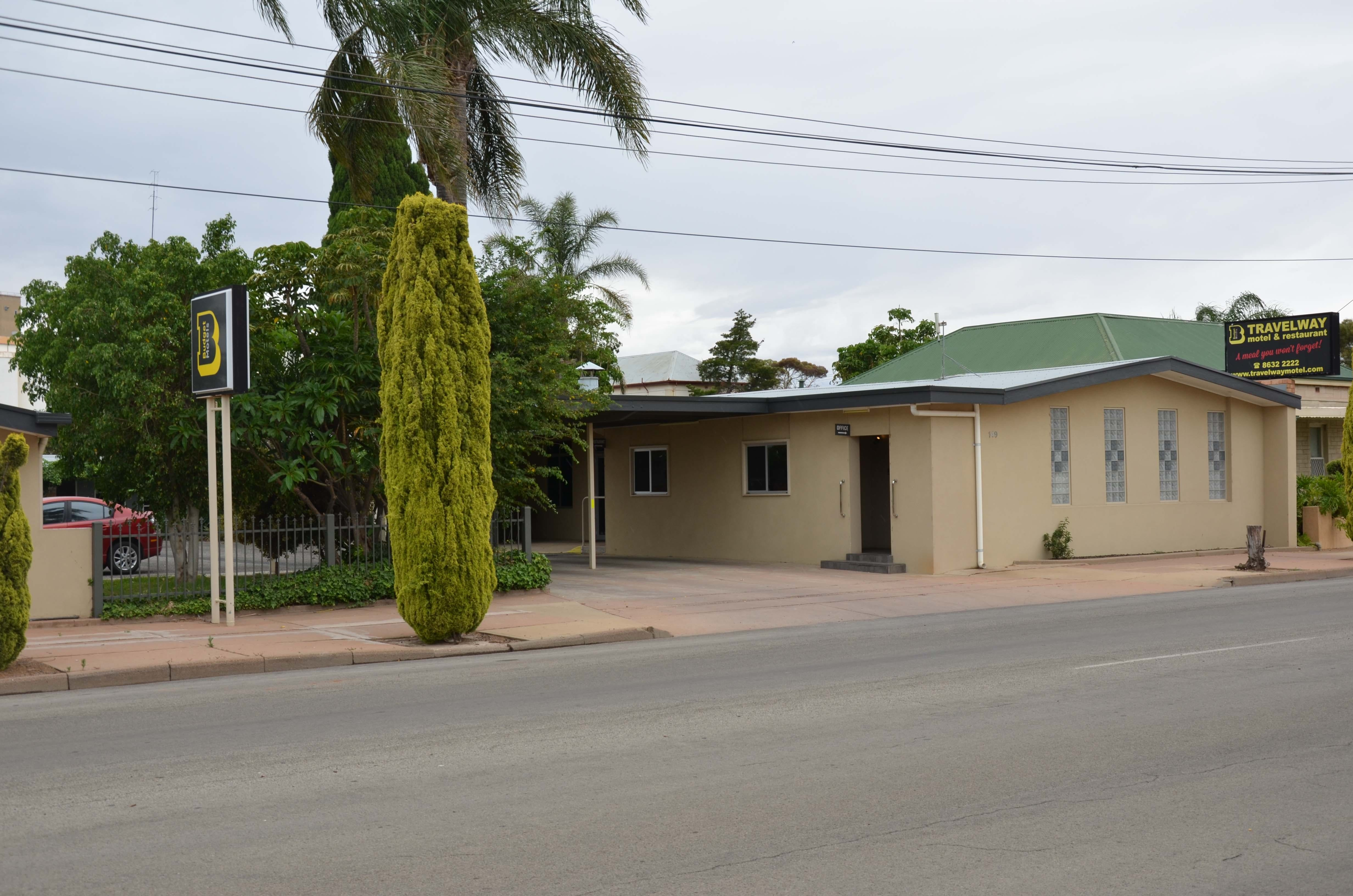 Travelway Motel - Accommodation Coffs Harbour