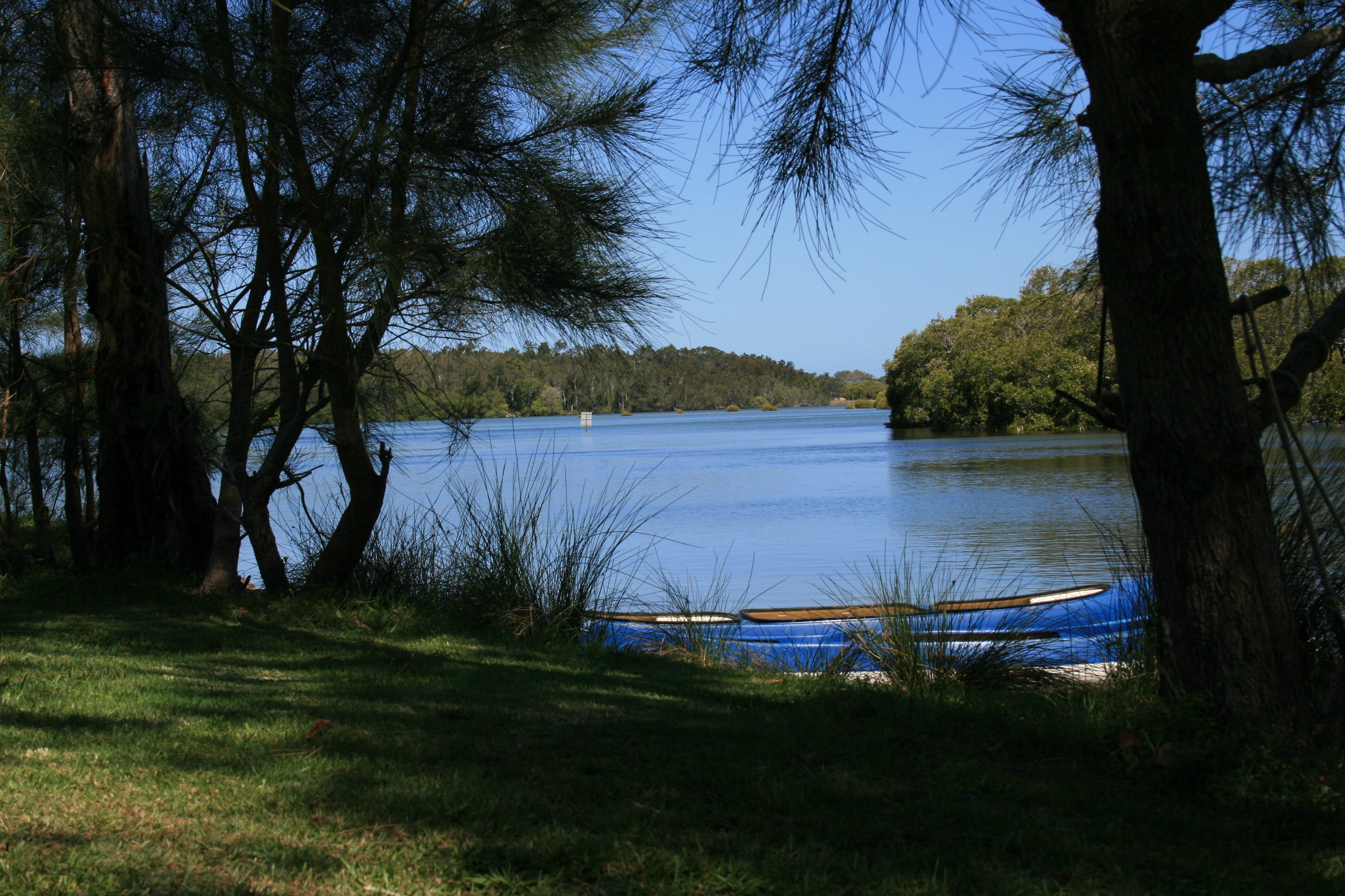 Wooli River Lodges - Accommodation Coffs Harbour
