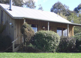 Bloomfield Cottages - Accommodation Coffs Harbour
