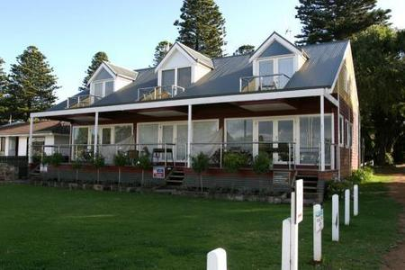 Johanssons Perch - Accommodation Coffs Harbour