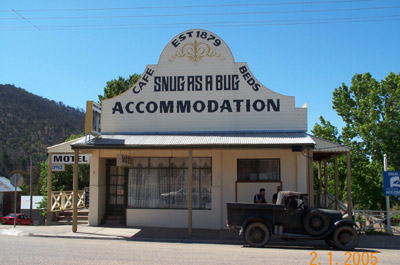 Snug as a Bug Motel - Accommodation Coffs Harbour