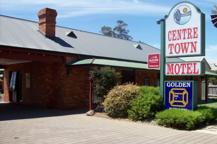 Centretown Motel Nagambie - Accommodation Coffs Harbour