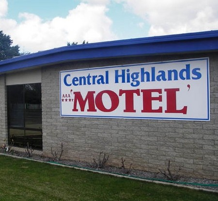 Central Highlands Motor Inn - Accommodation Coffs Harbour