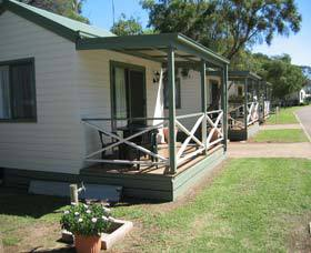 Stratford On The River Tourist Park - Accommodation Coffs Harbour