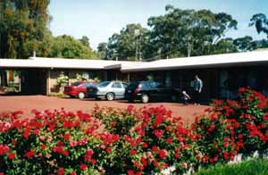 Whispering Gums Motel - Accommodation Coffs Harbour