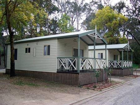 Goulburn River Tourist Park - Accommodation Coffs Harbour