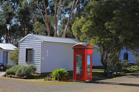 Shady Acres Caravan Park Ballarat - Accommodation Coffs Harbour