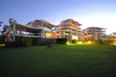 Magnolia Lane Apartments - Accommodation Coffs Harbour