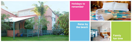 Kioloa Beach Holiday Park - Accommodation Coffs Harbour