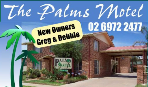 The Palms Motel - Accommodation Coffs Harbour