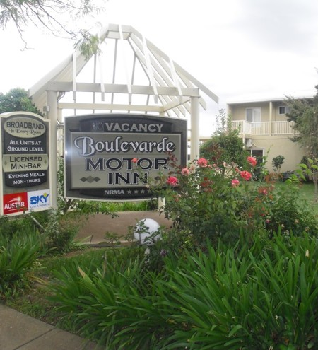 Boulevarde Motor Inn - Accommodation Coffs Harbour
