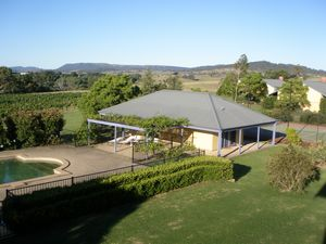 Tranquil Vale Vineyard - Accommodation Coffs Harbour