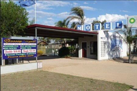 Glossop Motel - Accommodation Coffs Harbour