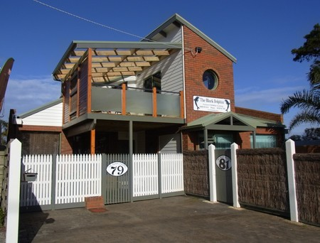 Black Dolphin Townhouse and Apartment - Accommodation Coffs Harbour