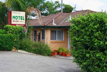Sutherland Motel - Accommodation Coffs Harbour