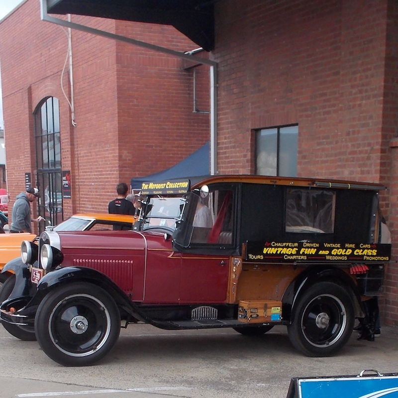 Vintage Fun Hire Cars - Accommodation Coffs Harbour