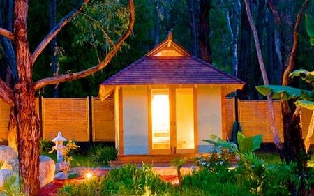 Japanese Mountain Retreat - Accommodation Coffs Harbour
